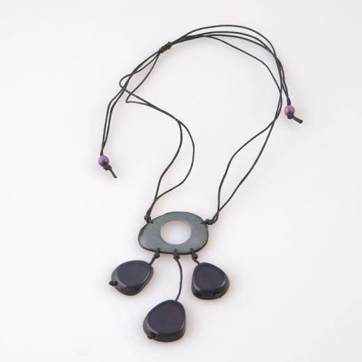 Saija purple-grau