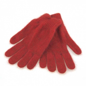 Handschuhe rot Size M