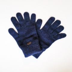 Handschuhe cobalt blau Size M